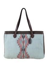 Manos Zapotecas Misty Morning Alis Bag