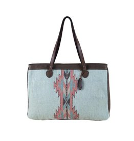 Manos Zapotecas Misty Morning Alis Bag