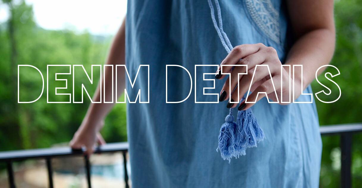 Denim Details