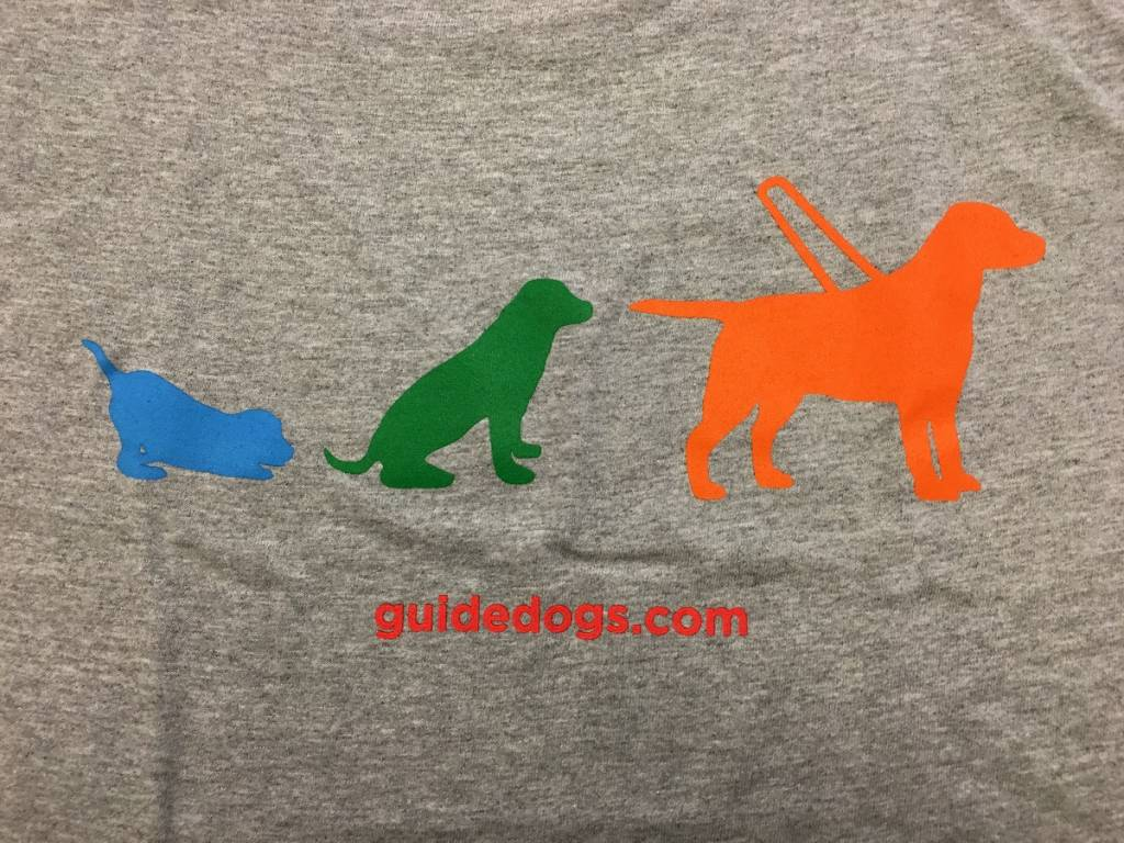 Youth 3 dogs Tee
