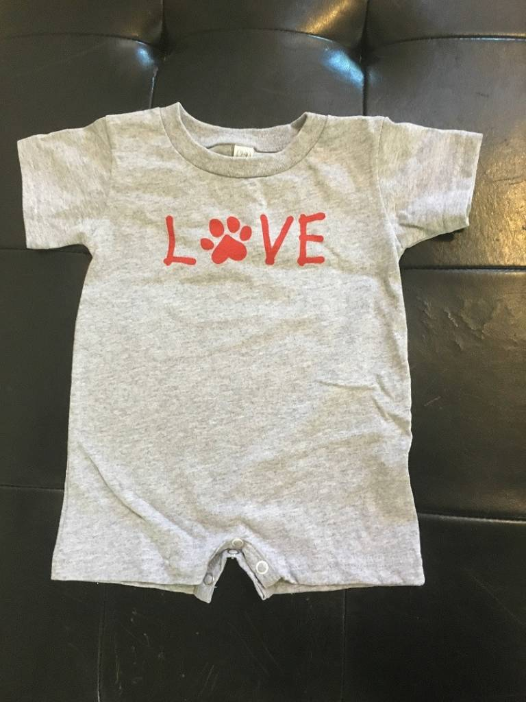 Onesie - love design