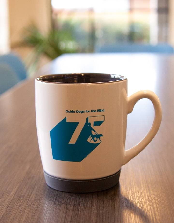 75th Anniversary Mug