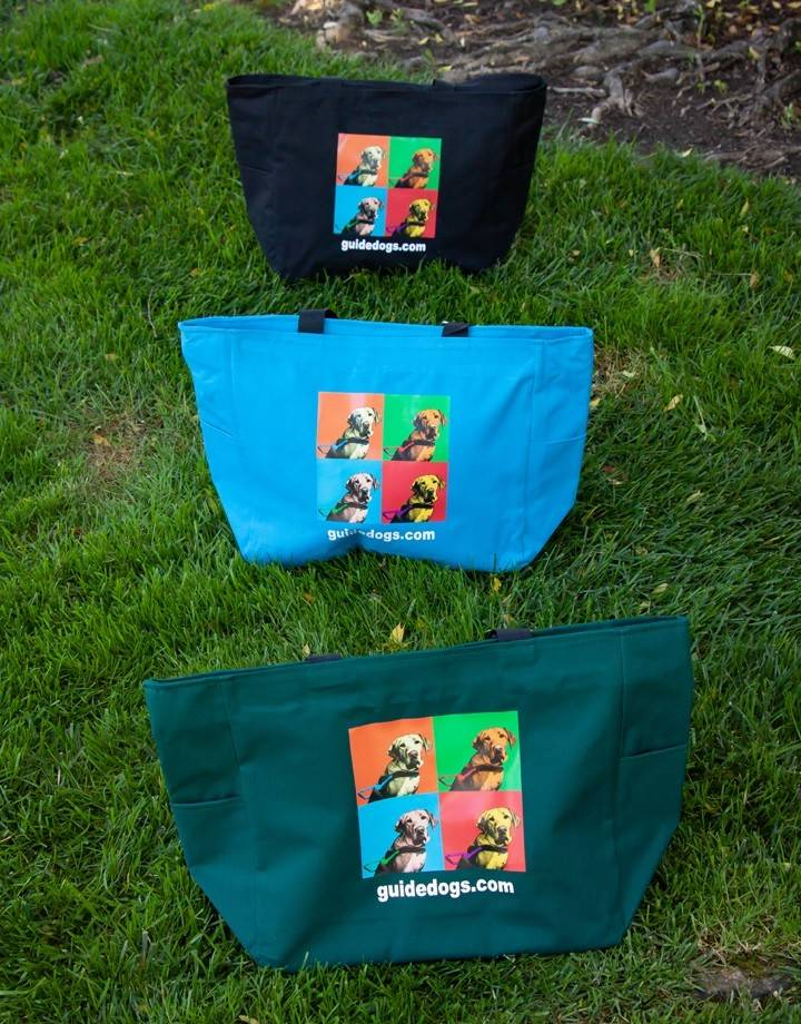 Tote bag- warhol design