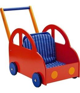 Haba Walk  & Roll Auto Stroller