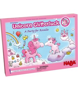 Haba Unicorn Glitterluck Game