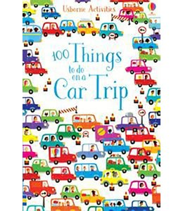 Usborne Books 100 Things To Do On A Car Trip