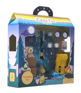 Schylling Lottie Dolls, Campfire Fun Kit