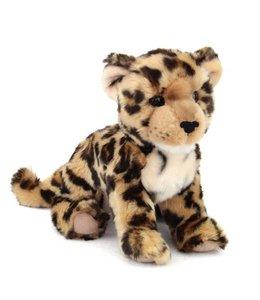 Douglas Leopard Cub Plush, Spatter