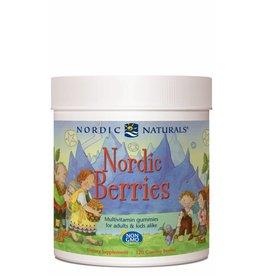 Nordic Naturals Nordic Berries 120 ct