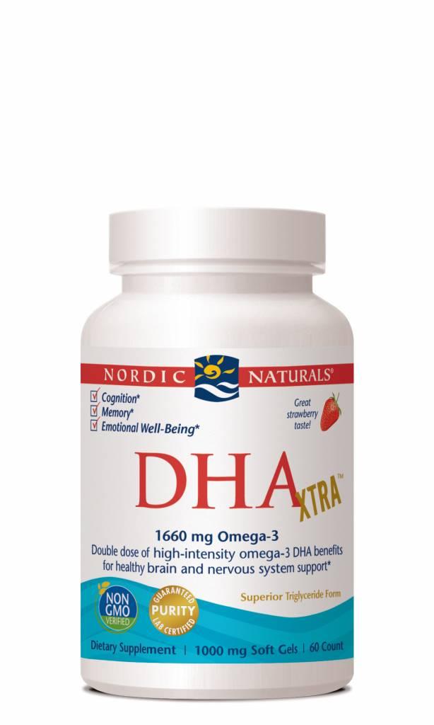 Nordic Naturals Nordic Naturals DHA Xtra 1660 mg 60 ct