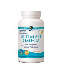 Nordic Naturals Ultimate Omega 1280mg 120 ct