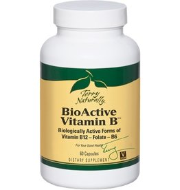 Europharma Bioactive Vitamin B  60 ct