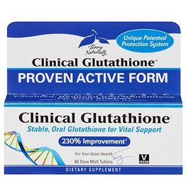 Europharma Terry Naturally Clinical Glutathione 60 ct