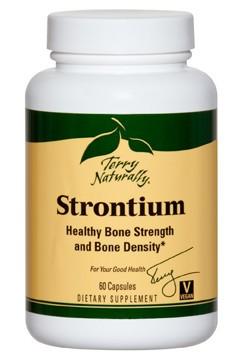 Europharma Terry Naturally Strontium 60 ct