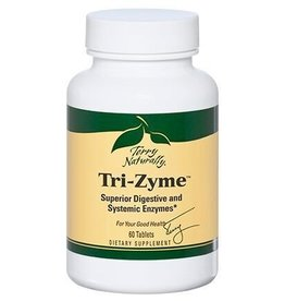 Europharma Terry Naturally Tri-Zyme 60 ct