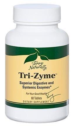 Europharma Terry Naturally Tri-Zyme 60 ct