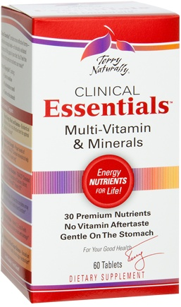 Europharma Terry Naturally Clinical Essentials 60 ct
