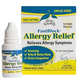 Europharma Terry Naturally FastBlock Allergy Relief .17oz