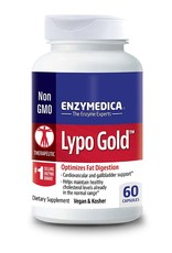 Enzymedica Lypo Gold 60ct