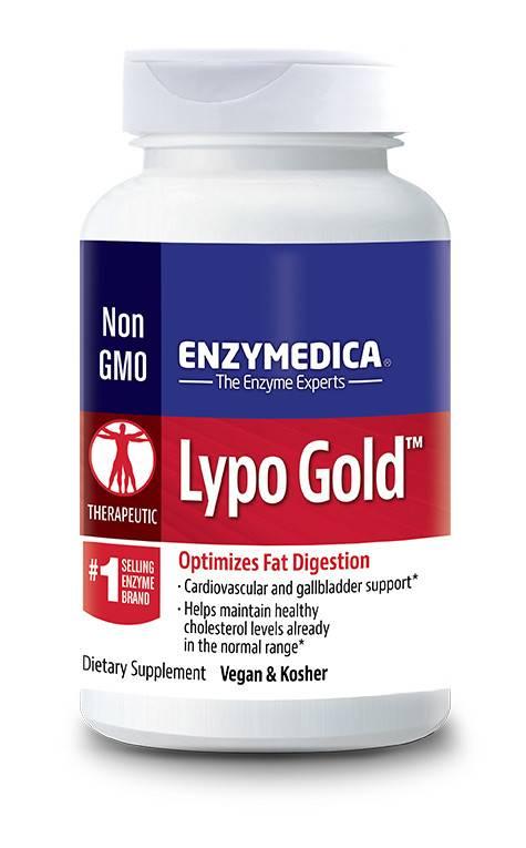 Enzymedica Enzymedica Lypo Gold 120ct