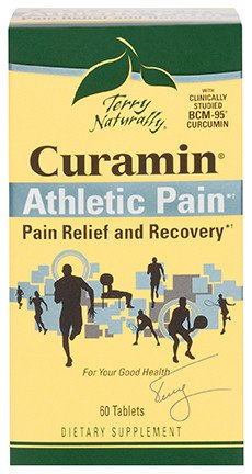 Europharma Terry Naturally Curamin Athletic Pain 60 ct