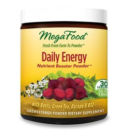 MegaFood Daily Energy Powder 1.86 oz