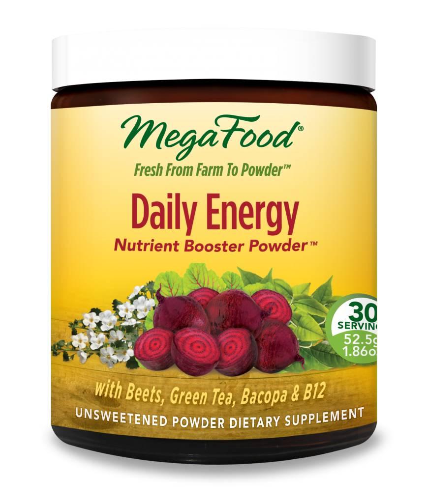 MegaFood Daily Energy Powder 1.86 oz
