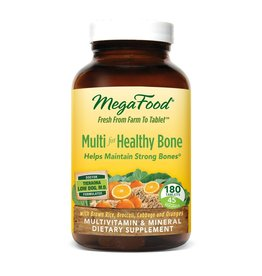 MegaFood Multi for Healthy Bone 120 ct