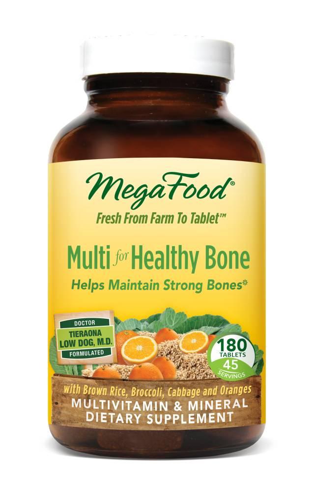 MegaFood Multi for Healthy Bone 120 ct