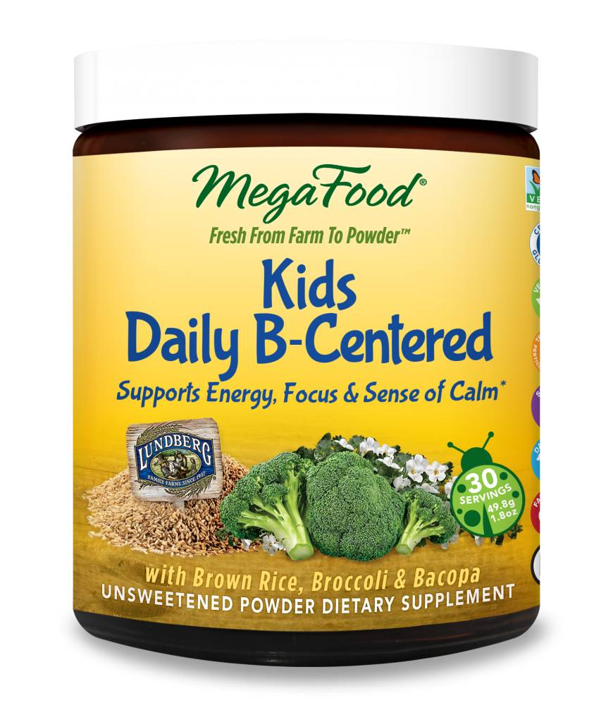 MegaFood Kids Daily B-Centered