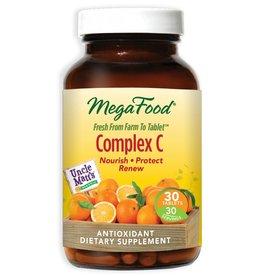 MegaFood Complex C 30 ct