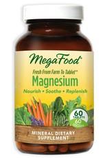MegaFood Magnesium 60 ct