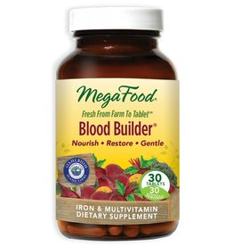 MegaFood Blood Builder 30 ct