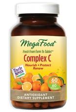 MegaFood Complex C 60 ct