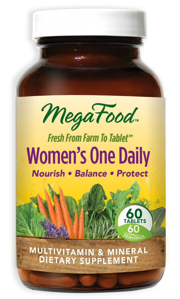 MegaFood Women's One Daily 60 ct