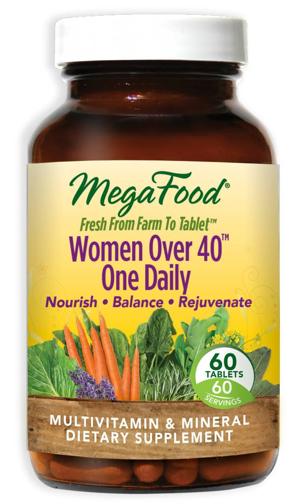 MegaFood Women Over 40™ One Daily 60 ct