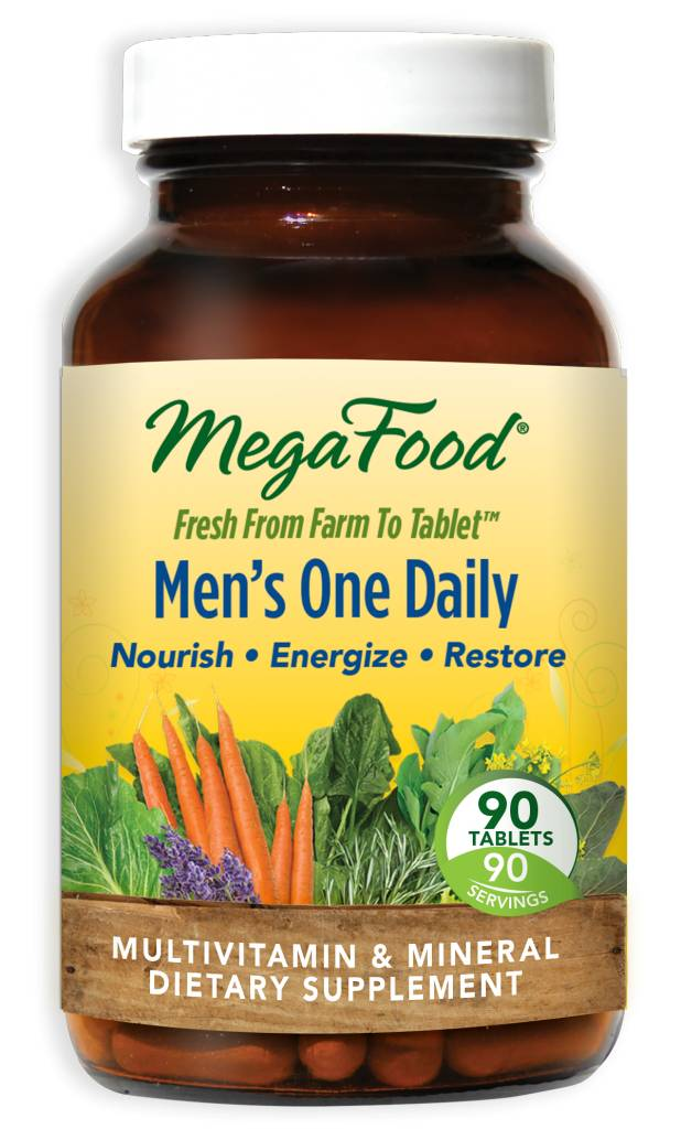 MegaFood Men's One Daily 60 ct