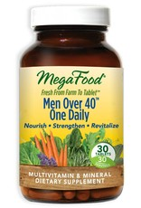 MegaFood Men Over 40™ One Daily 30 ct