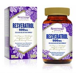 Reserve Life Resveratrol 500 mg 60 ct