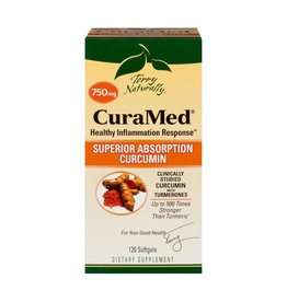Europharma CuraMed 750mg 120ct