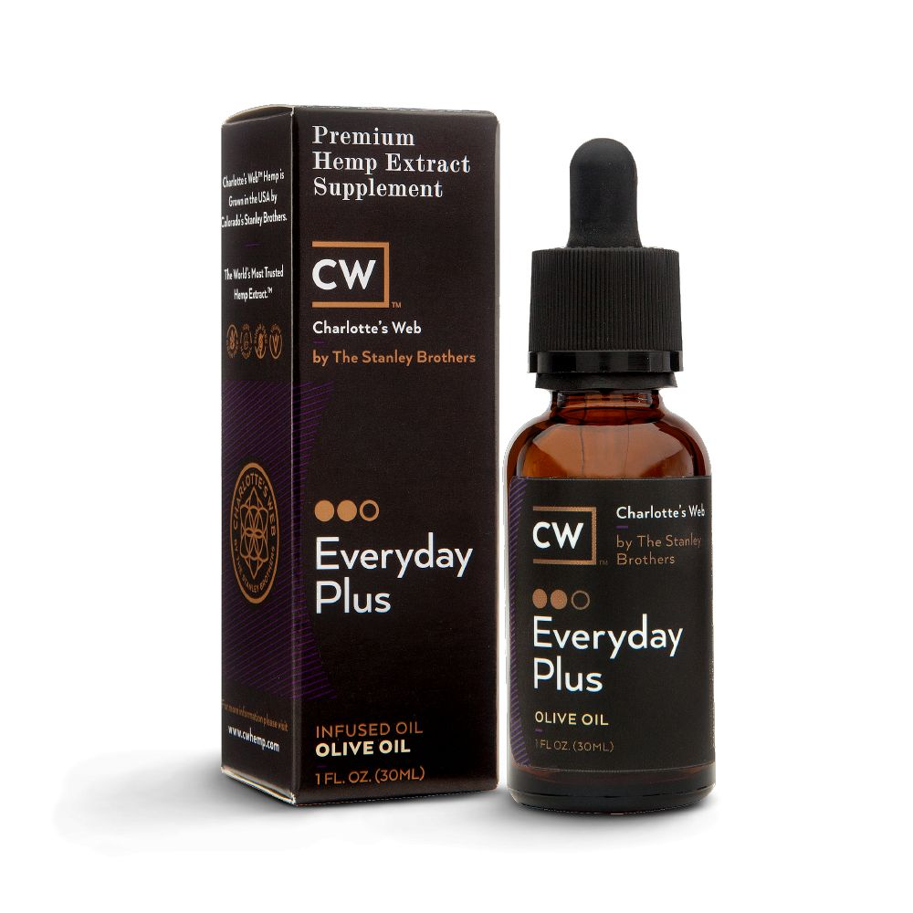 Everyday Plus Olive Oil 1oz