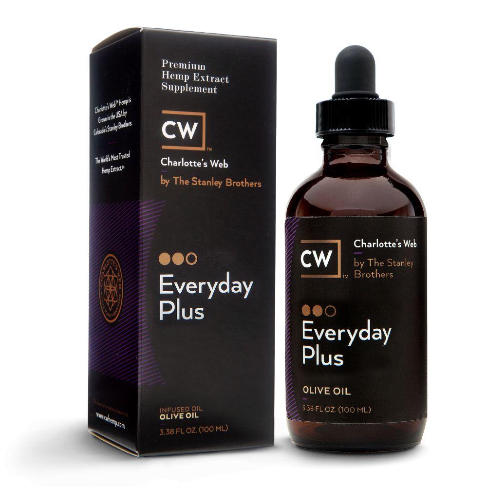 Everyday Plus Olive Oil 3.38oz