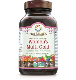 Women's  Organic Multivitamin 90ct
