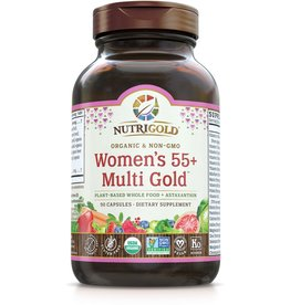 Women's 55+ Organic Multivitamin 90ct