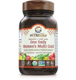 Women's 1 Daily Organic Multivitamin 30ct