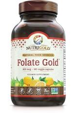 Nutrigold Folate 800 mcg 180mcg