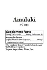 Organic India Amalaki 90 ct