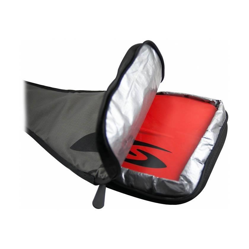 FCS Paddle Cover SUP Adj.-Charcoal