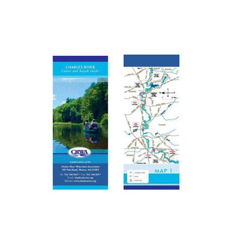 Charles River Watershed Assn Charles River Canoe and Kayak Guide
