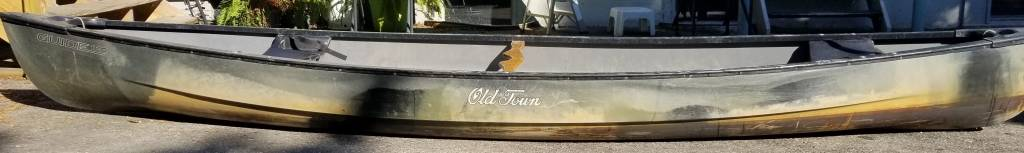 Old Town GUIDE 160 CAMO  (Used Rental)